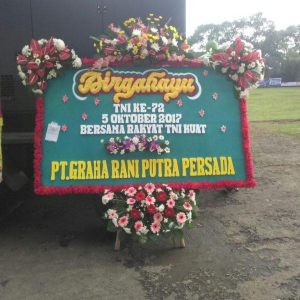 Bunga papan ucapan selamat ulang tahun di bandung online murah