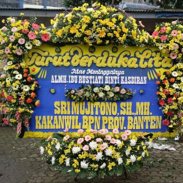 Bunga Papan Duka Cita C107 Toko Bunga Bandung